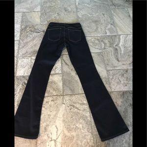 GAP Jeans - Gap 1969 curvy bootcut dark denim Jean sz 28